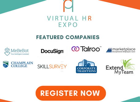 MeBeBot Presented at Virtual HR Expo, Oct. 6-10th