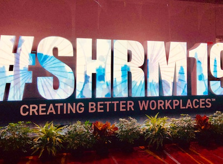 Artificial Intelligence for HR - A major theme at the annual SHRM Conference in Las Vegas