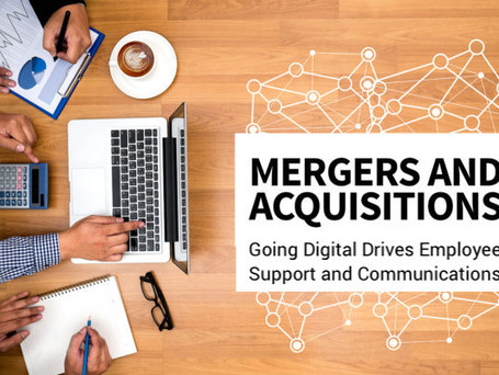Go Digital! MeBeBot Drives Communications and Support for Managing Mergers & Acquisitions