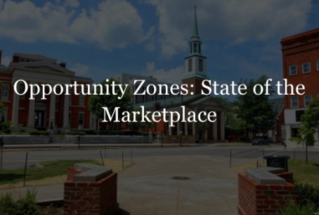 EIG: Opportunity Zones: State of the Marketplace