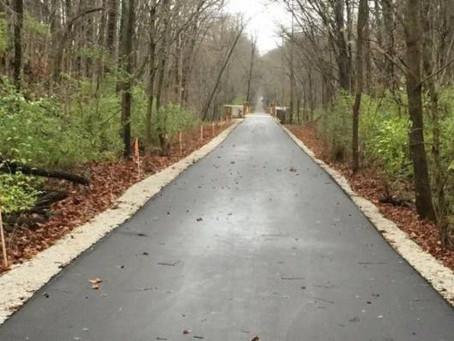 B & O Trail is Expanding