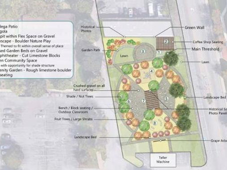 Work Begins on Flanner House Orchard