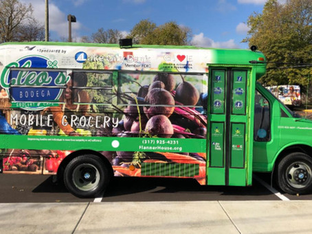 Cleo's Mobile Bodega Hits the Streets