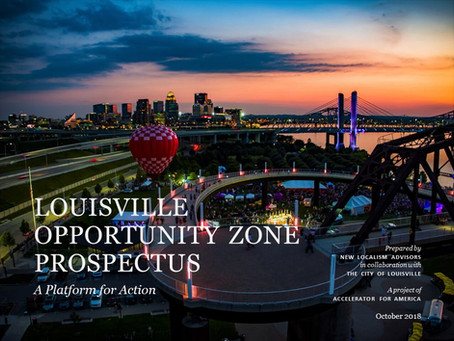 Opportunity Zone Investment Prospectus Guide