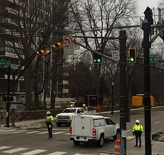 new stoplight at 40th and Meridian (1).j