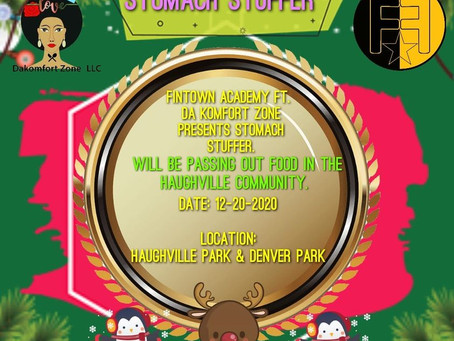 Free Christmas Meal this Sunday in Haughville