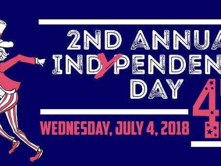 Register Today for INDYpendence Day 4K & 8K!