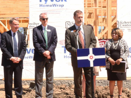 NNDC Continues to Renovate Homes