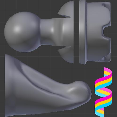 Fun Kit - Custom Hook, Line, and Sinker