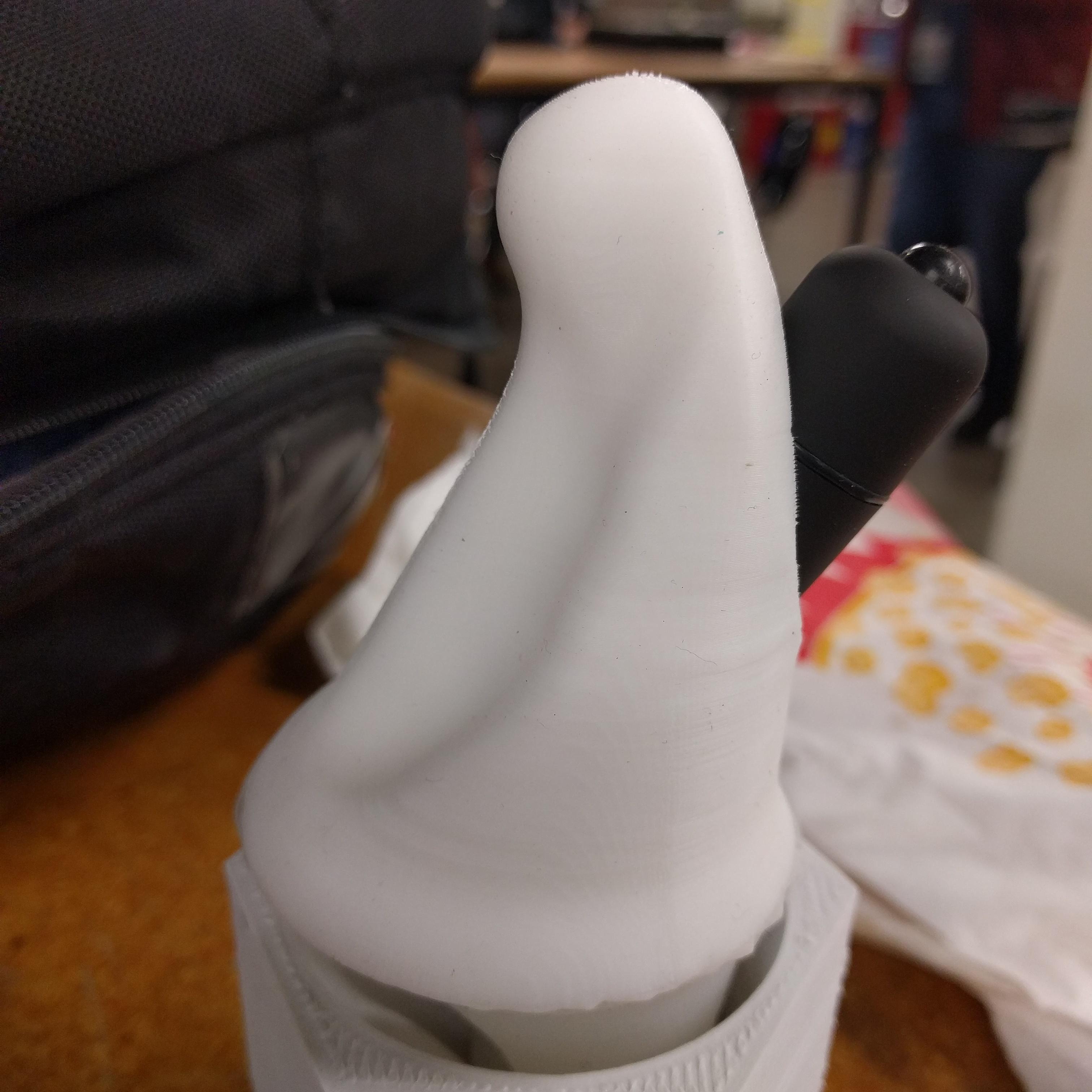 Pommel prototype