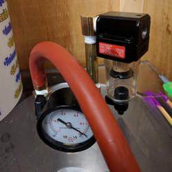 Vacuum Chamber Upgrade