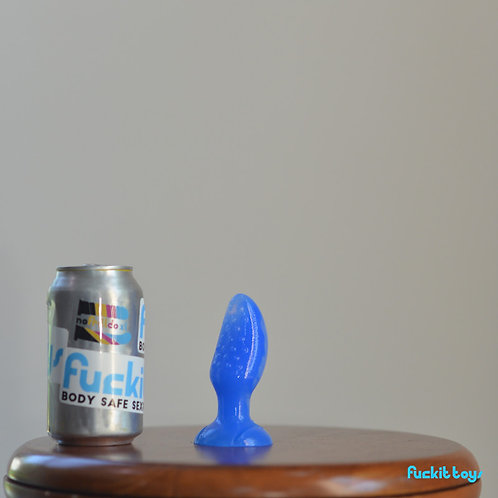 Cobalt Cashew Nib