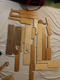 Various Paddles