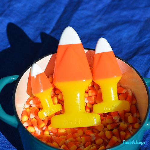 Candy Corn Buttplug