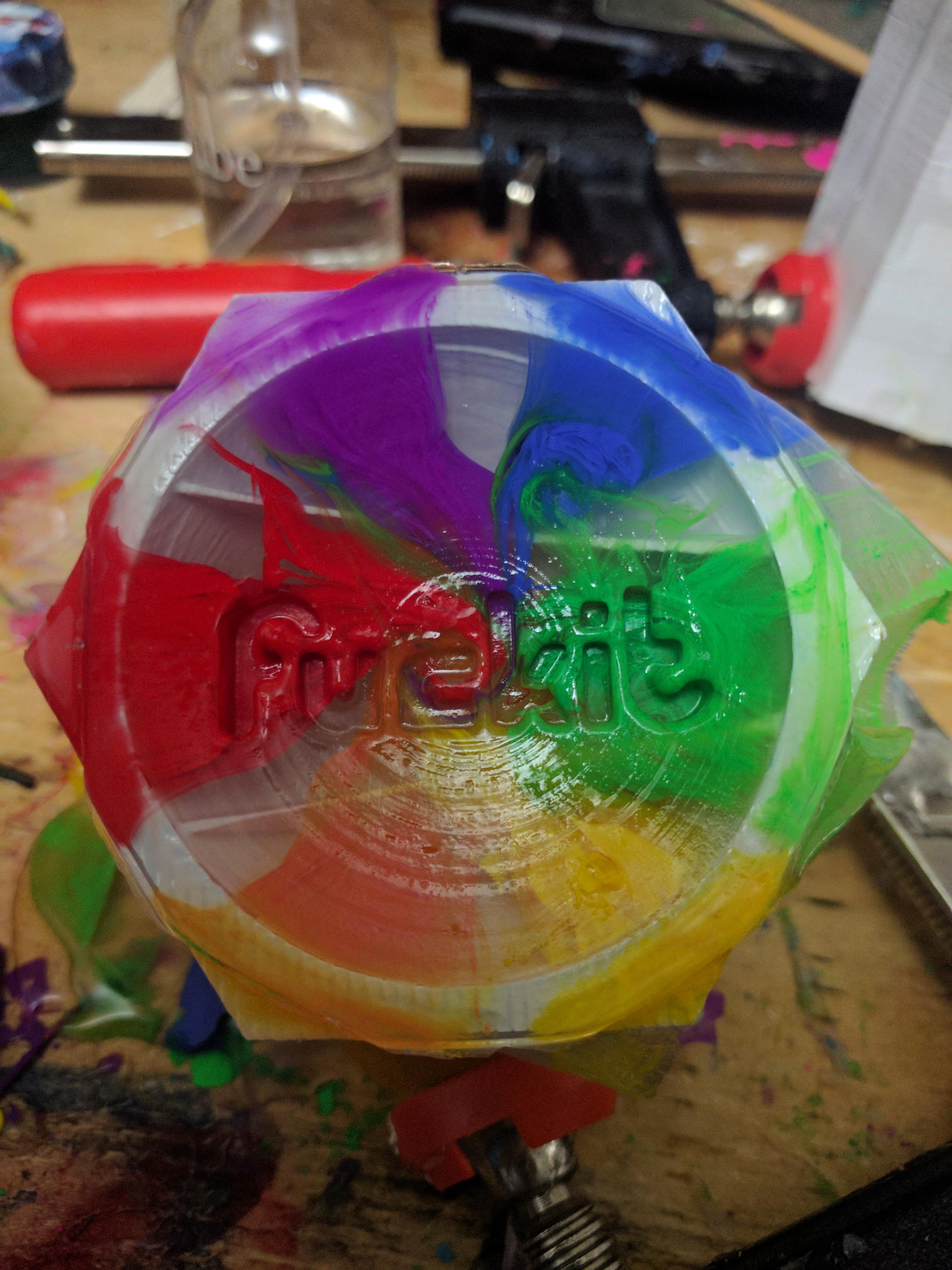 Pinwheel test