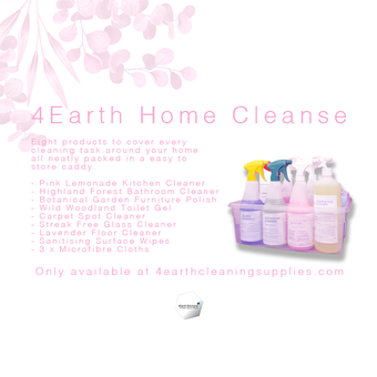 4Earth Home Cleanse