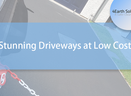 Stunning Driveways at Low Costs
