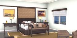 Unit B Bedroom