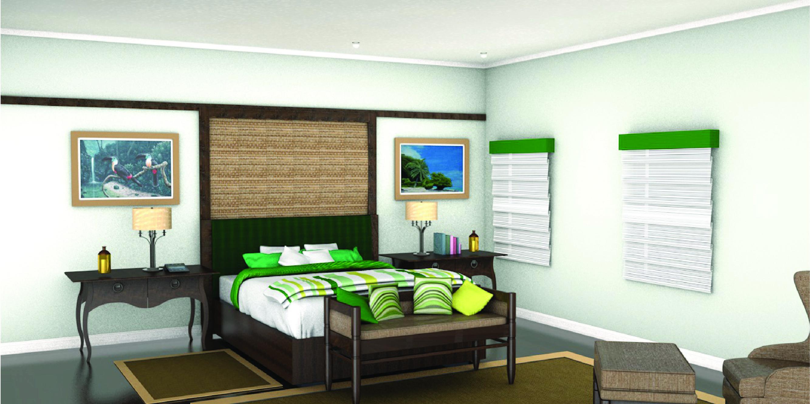 Unit A Bed