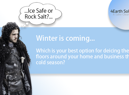 Ice Melting Product or Salt - Which Is The Most Effective Option?