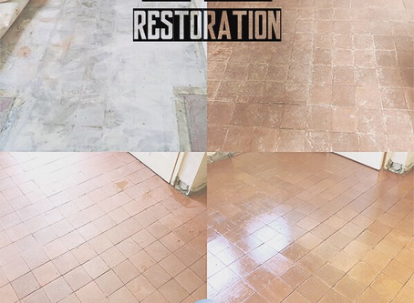 How To Reinvigorate Victorian Ceramic Tiles