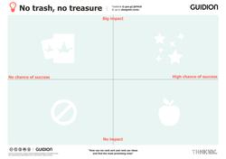 No Trash, No Treasure