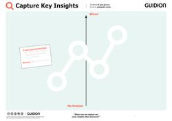 Capture Key Insights
