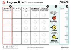 Progress Board