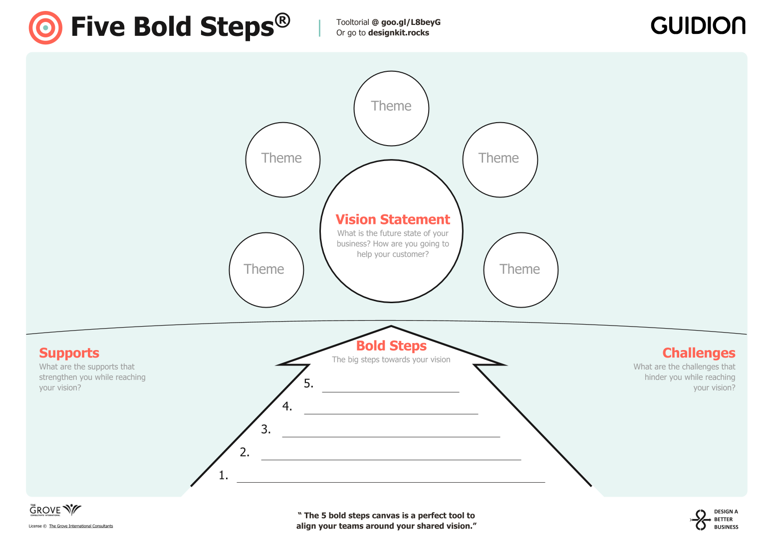 Five Bold Steps®