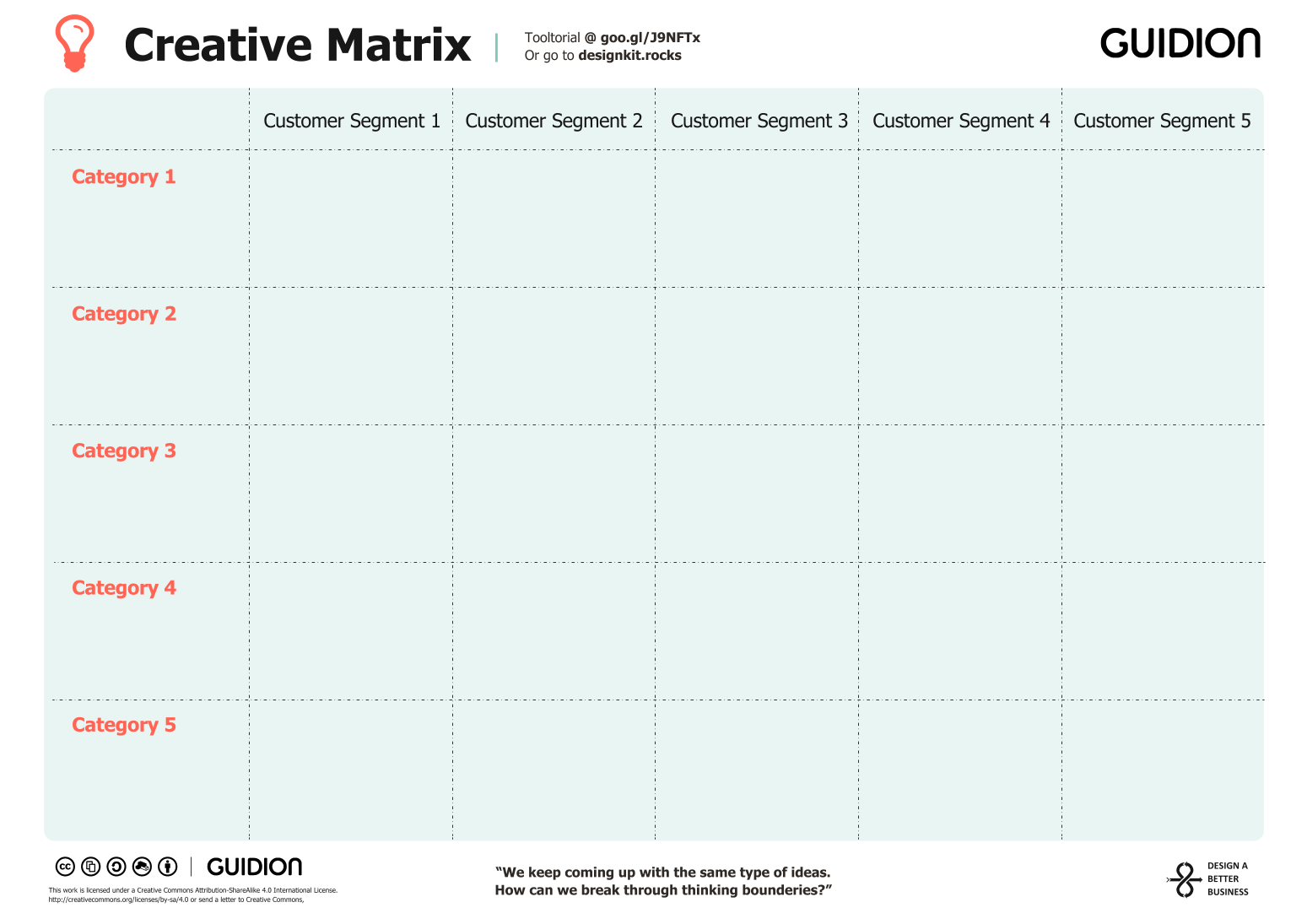 Creative Matrix