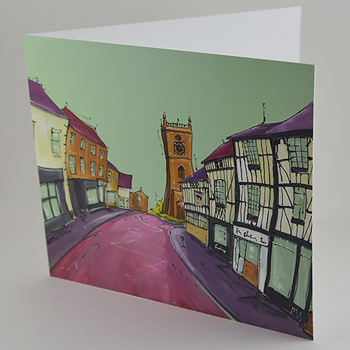 Whitchurch - Card