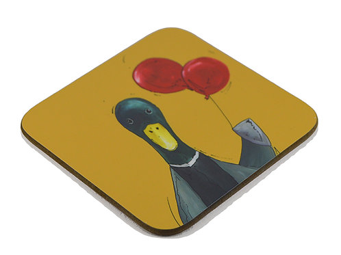 Party Duck - 1 coaster