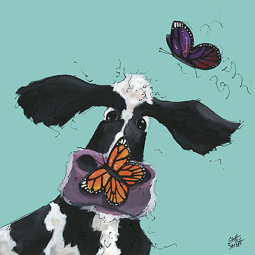 Butterfly Effect - Canvas Print
