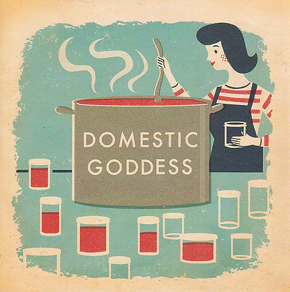 50's Domestic Goddess