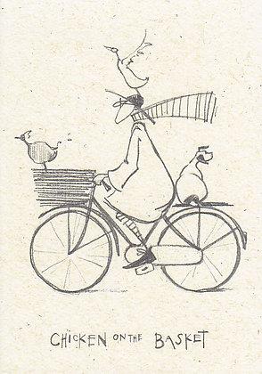 Chicken on the Basket
