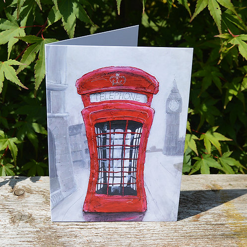 London Calling - 6 Cards