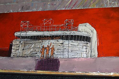 Old Trafford, Man Utd