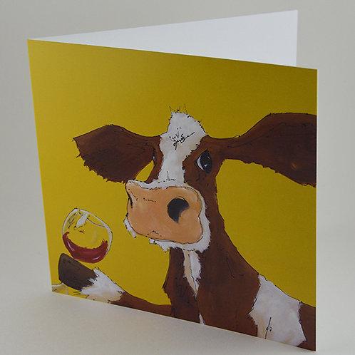 Merlot Molly - Card
