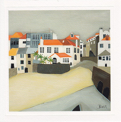 Winter in St Ives