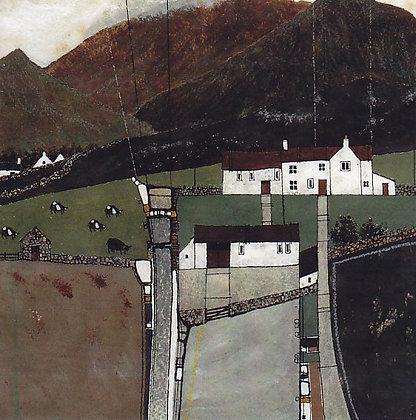 Brecon Farmhouse