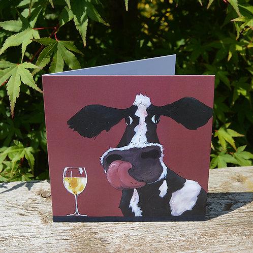 Wine Tasting - Card