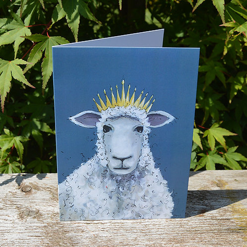 Posh Flock - Card