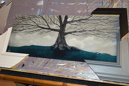 Tree Solitude