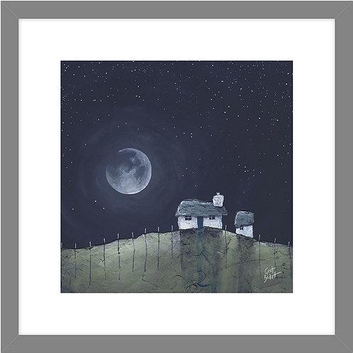 Croft I - Framed Print
