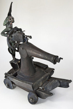 Anne Frank's Revenge Machine