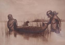 Reed Gatherer