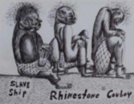 slave ship rhinestone cowboy