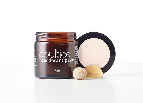 Poultice Natural Australian Deodorant - Fragrance Free