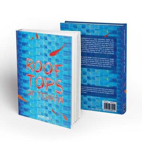 Hand-Lettering & Novel Cover