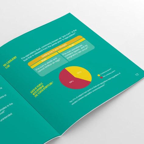 Informative Health Booklet (conception)